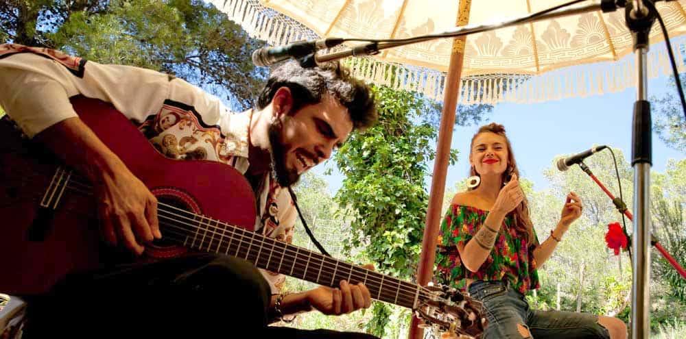 Verschoben: Shamarkanda Ibiza öffnet seine Türen mit der Aufführung von La Locanda wieder