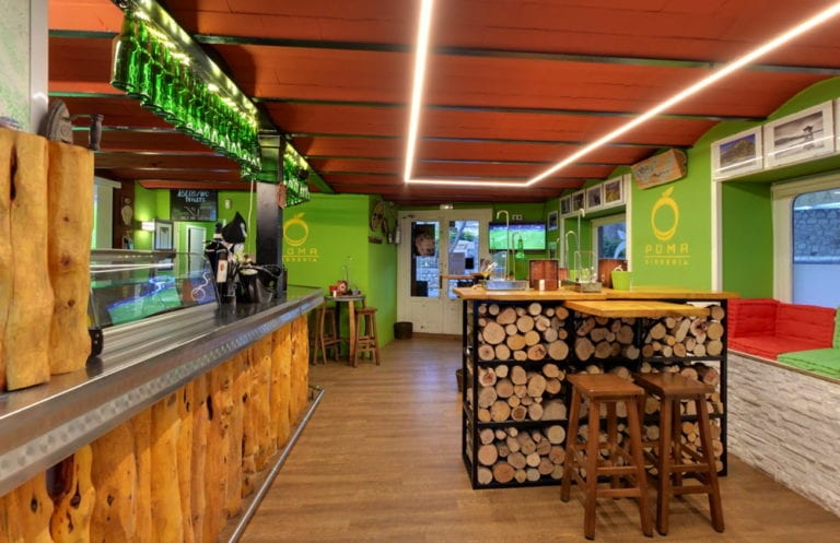 Restaurantes-Sidrería Poma-Ibiza