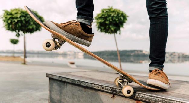 Skate en Ibiza