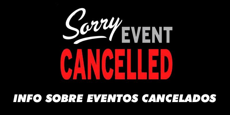 La agenda de actos en Ibiza se paraliza a causa del Coronavirus