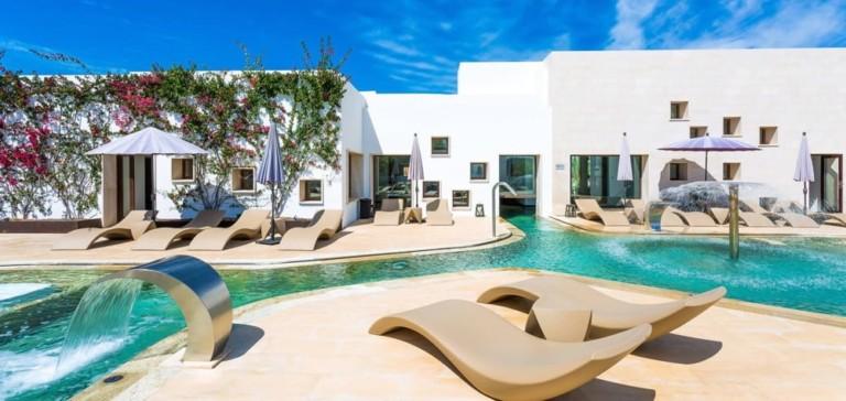 Spas en Ibiza