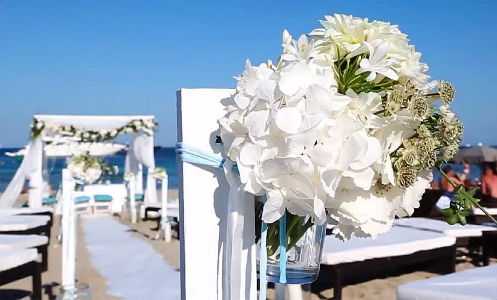 Tanit Beach banquets Ibiza