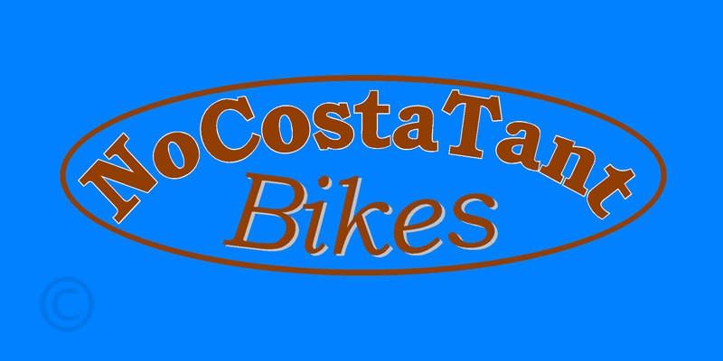 Велосипеды NoCostaTant