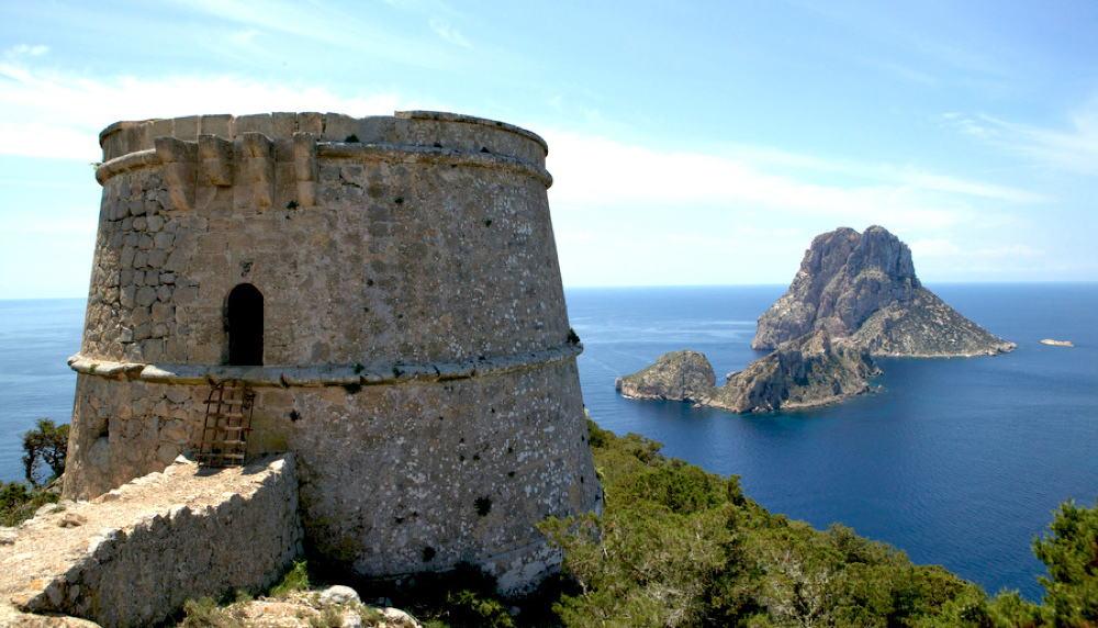 Torre del Pirata san Jose Ibiza