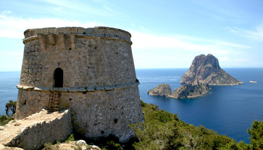Piratenturm San Jose Ibiza