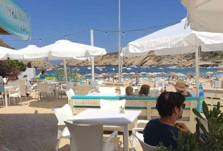 Restaurants-Vadella Beach Bar-Ibiza