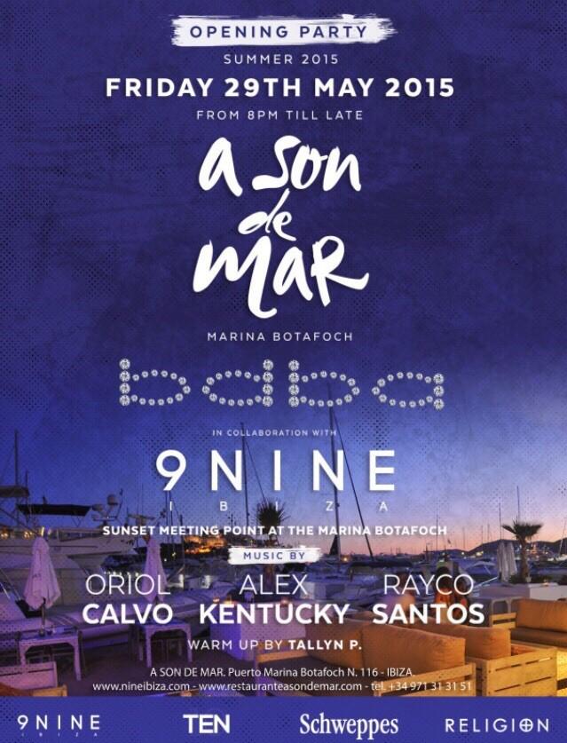 Nine Ibiza in A Son de Mar