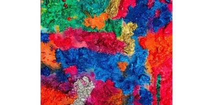 Abstraccions, exposición de Marga Guasch en Can Portmany Cultura