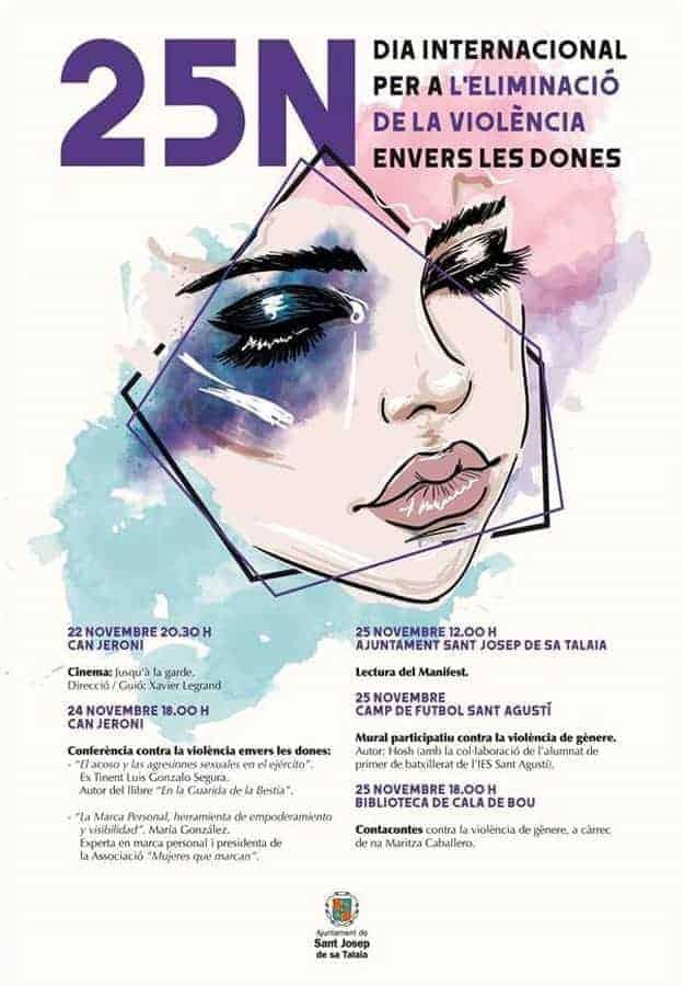 Aktivitäten zum Internationalen Tag zur Beseitigung von Gewalt gegen Frauen in San José