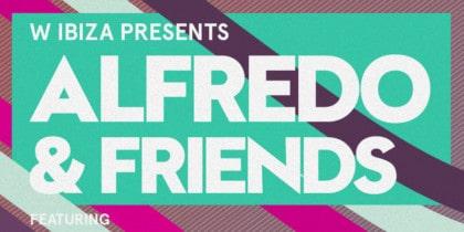 Alfredo & Friends en W Eivissa Lifestyle