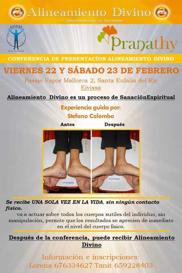 Spiritual healing with Divine Alignment in Pranathy Ibiza