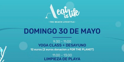 Bewust plan in Alma Eat Is Life by A Day For The Planet Eventos Ibiza Consciente