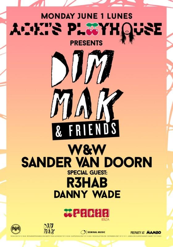 Dim Mak & Friends