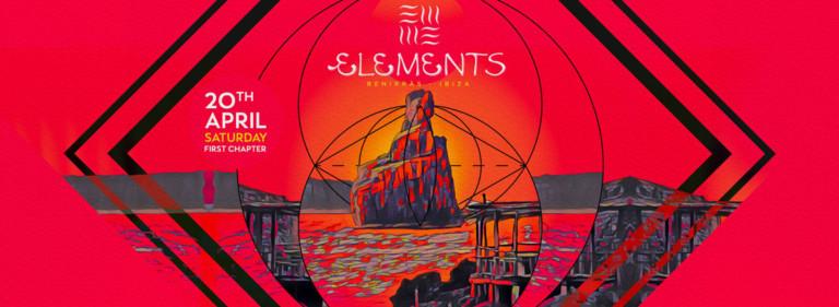 Elements Ibiza empfängt die Saison mit guten Vibrationen
