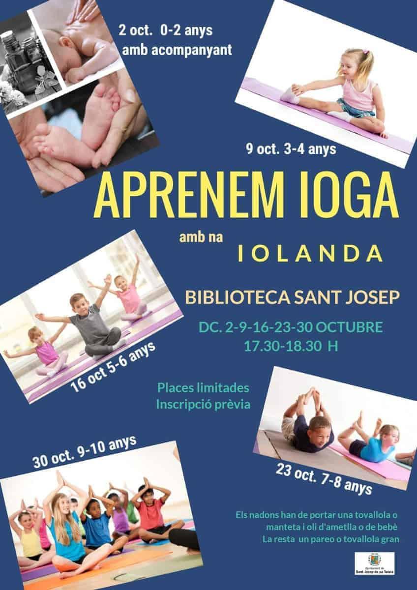 Йога для детей в библиотеке Сан-Хосе