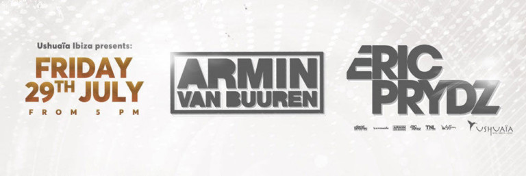 Estreno de Armin van Buuren en Ushuaia Ibiza Beach Hotel