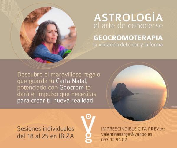 Astrologie en geochromotherapie