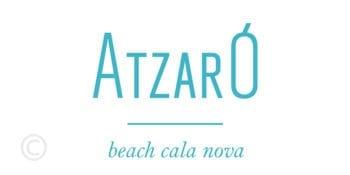 Restaurants-Atzaró Beach Restaurant-Eivissa