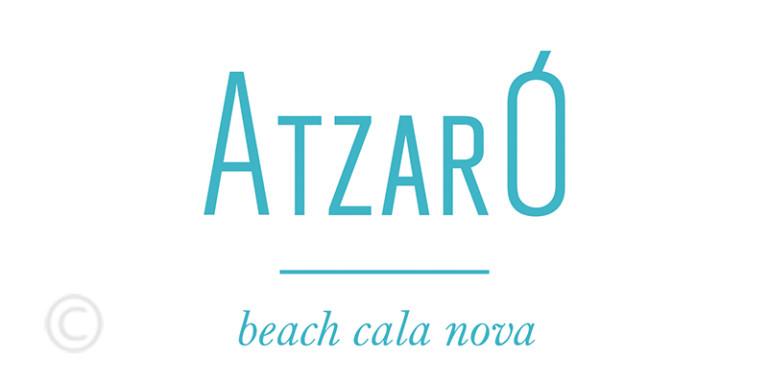 Restaurants-Atzaró Beach Restaurant-Ibiza