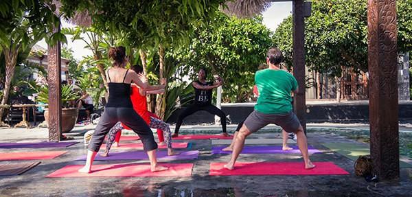 Atzaró Fitness Club este martes en Atzaró Ibiza
