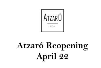 atzaro ibiza Eröffnung 2021 welcometoibiza