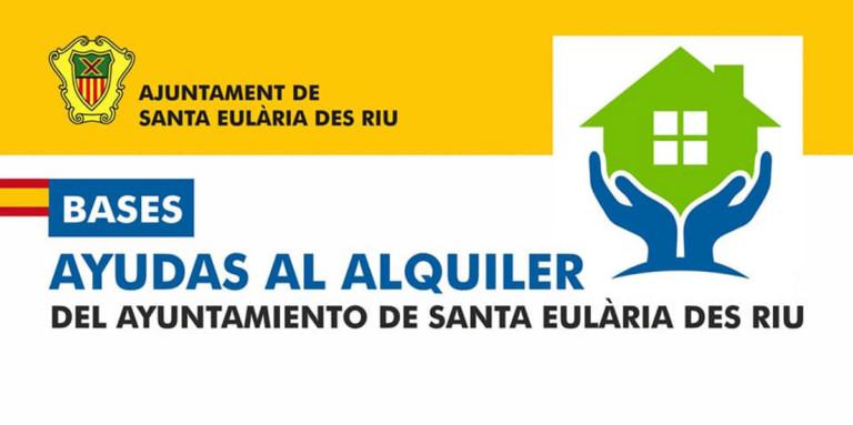 Hilft bei der Miete des Stadtrats von Santa Eulalia