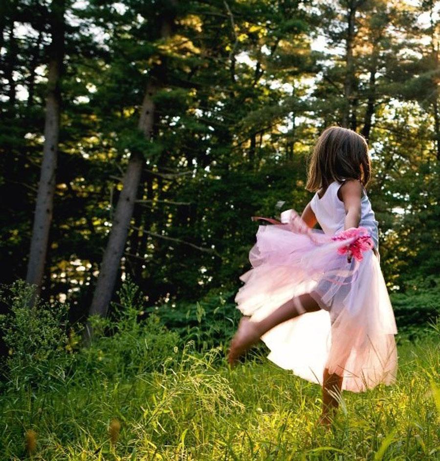 Ballet infantil en Atzaró Ibiza