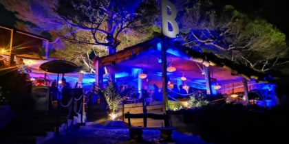 Beso Beach Ibiza: Música y gastronomía frente al mar para un fin de semana perfecto Música
