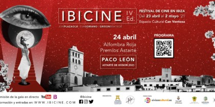 Ibicine returns with the IV edition of the ibiza film festival Activities