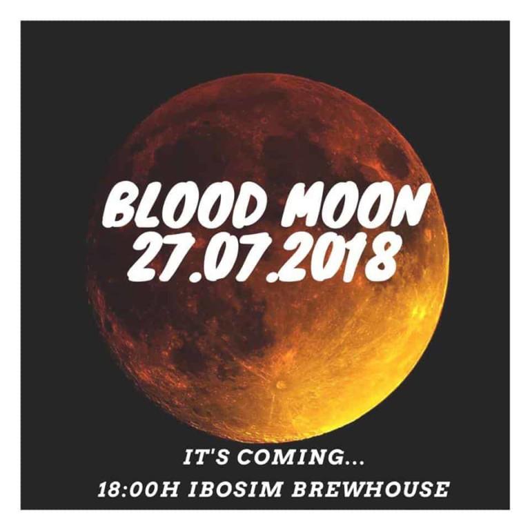 Blood Moon Party en Ibosim Brewhouse