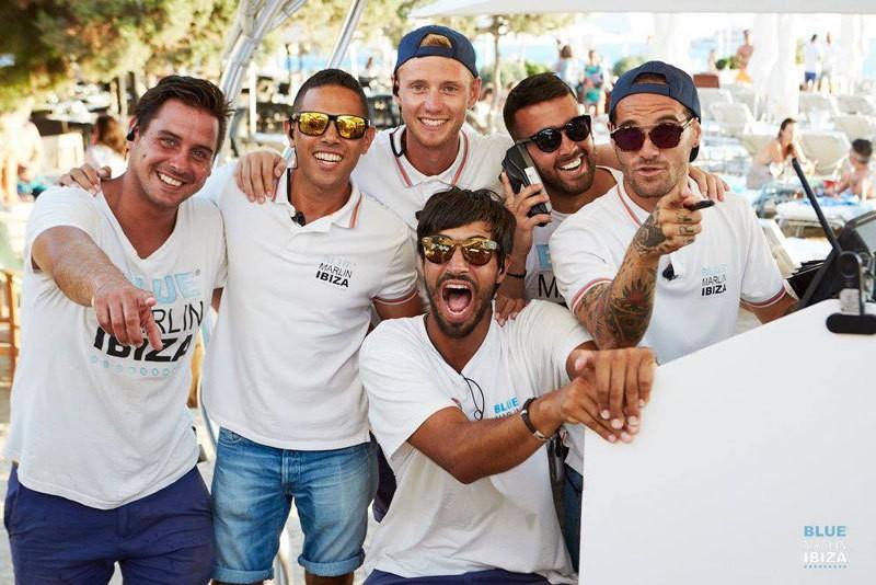 Travailler à Ibiza 2019: Blue Marlin Ibiza à la recherche de personnel