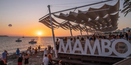 Cafè Mambo Eivissa acomiada la temporada Lifestyle