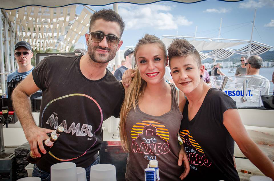 Работа на Ibiza 2017: кафе Mambo ищет персональных