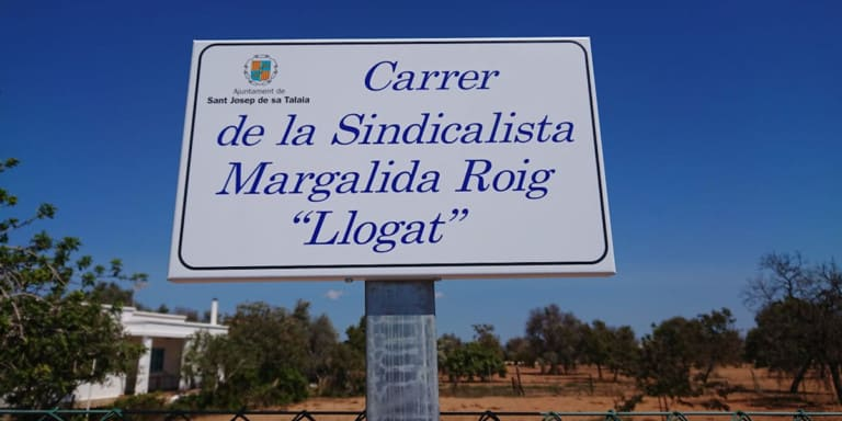 carrer-de-la-sindicalista-margalida-roig-Llogat-sant-jose-Eivissa-2020-welcometoibiza