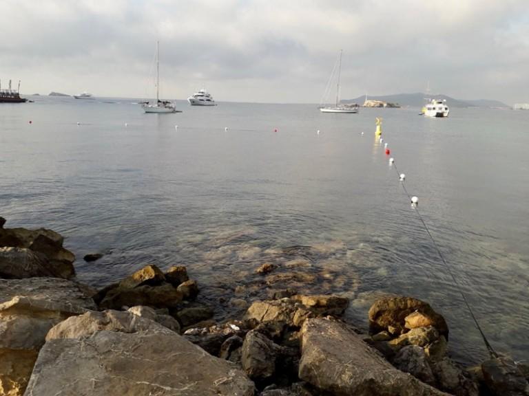 Nou canal de natació en aigües obertes a Eivissa