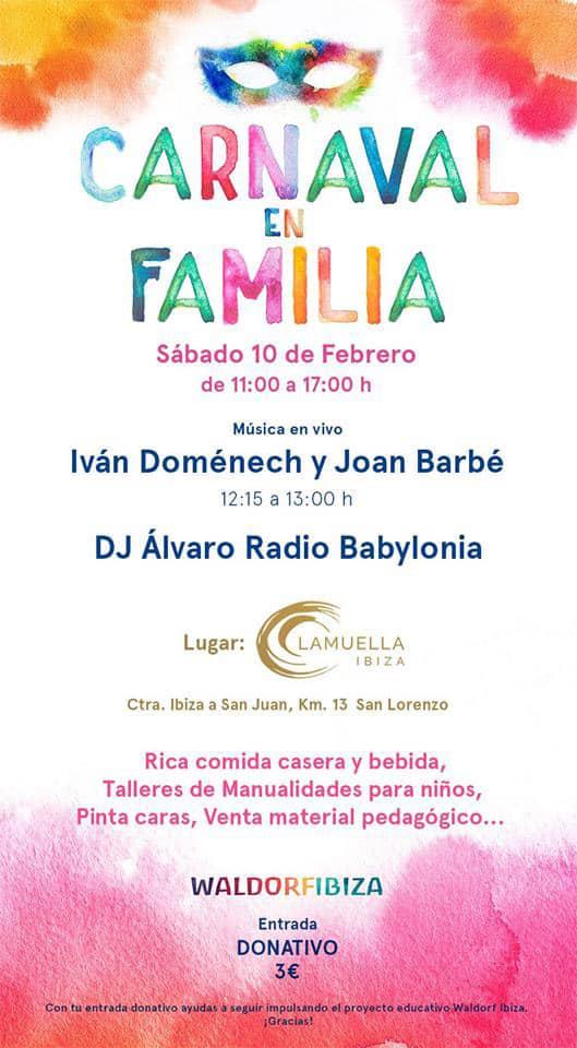 Carnaval de famille