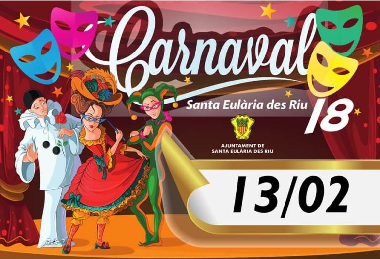 Карнавал на Ибице 2018: все карнавальные аттракционы на острове