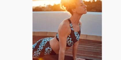 Hatha Yoga every Sunday at Casa Maca Ibiza Eventos Ibiza Consciente