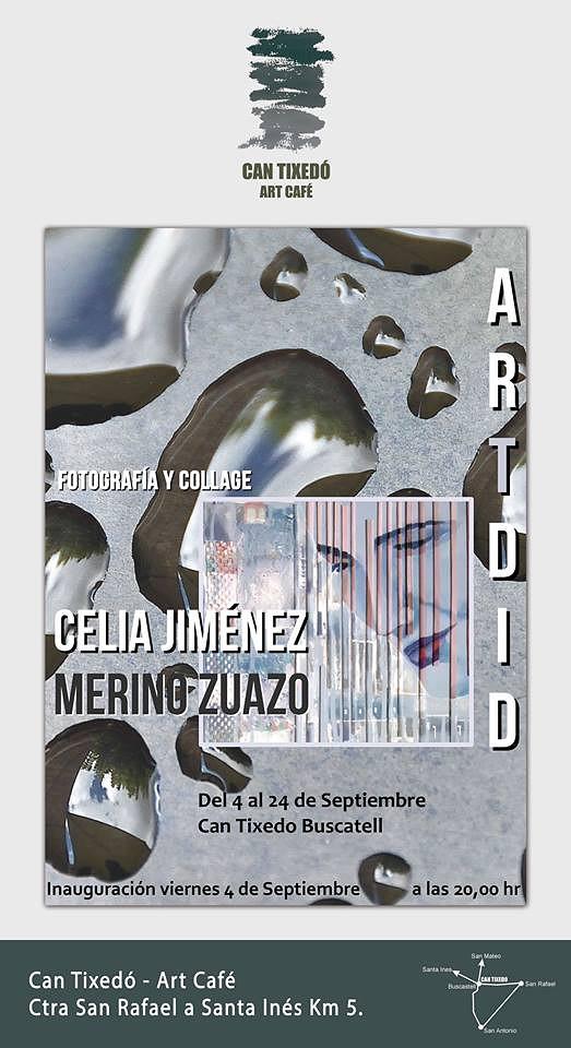 Muestra de Celia Jiménez y Merino Zuazo en Can Tixedó Ibiza