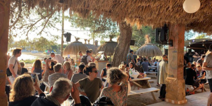 Dj Bebé anima las tardes de Chirincana Ibiza cada miércoles Música