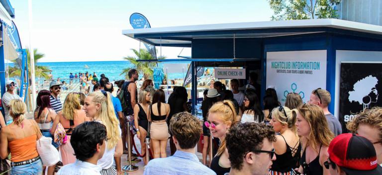 Trabajo en Ibiza 2020: Ibiza Club Hub selecciona personal