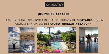 Lernen Sie Shutaïdo inmitten der Natur in Atzaró Ibiza Aktivitäten