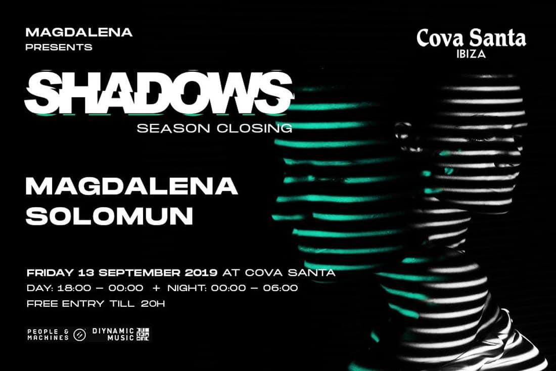 La fermeture de Magdalena présente des ombres à Cova Santa Ibiza