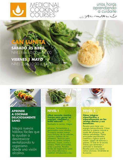 Medicinale kookcursus op Ibiza