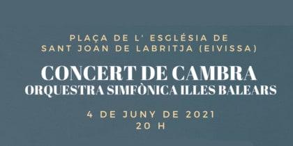 Concert de Cambra de l'Orquestra Simfònica de Balears en Sant Joan Música