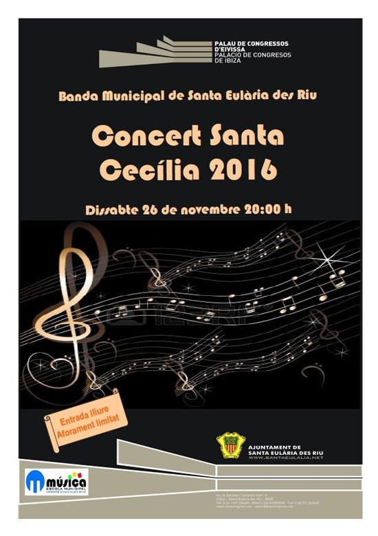 L'isola è piena di musica per celebrare Santa Cecilia