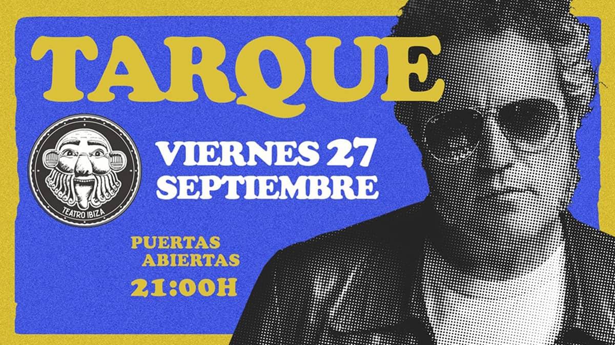 Tarque Konzert im Ibiza Theater