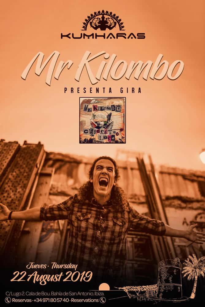 Concert de Mr Kilombo et Street Food Market