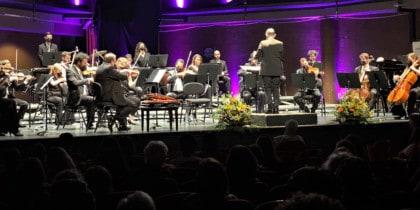 Concert de l'Orquestra Simfònica Ciutat d'Eivissa a Can Ventosa Música