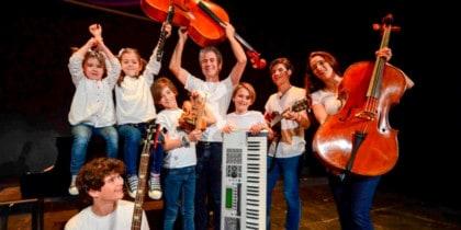Concert de Volvox Brothers a Can Ventosa Música